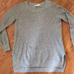 Gray Madewell Sweater